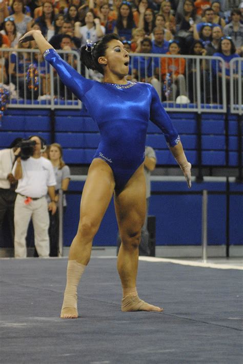 gallery gators gymnastics defeats georgia bulldogs friday