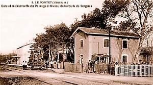 Gare De Bollène : les maisonnettes et les pn rail en vaucluse ~ Medecine-chirurgie-esthetiques.com Avis de Voitures