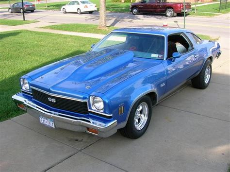 1973 Chevrolet Ss by 1973 Chevrolet Chevelle Ss And Other Modificatons