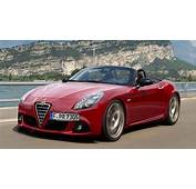 Alfa Romeo Spider And Mazda MX 5 2015 The New Sports
