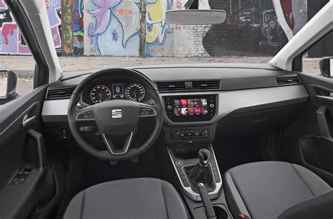 seat arona  tsi  review autocar
