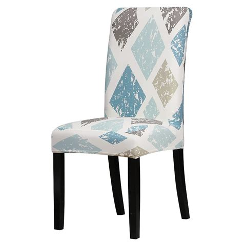 Printed Slipcovers by Spandex Elastic Floral Printed Chair Cover Slipcovers