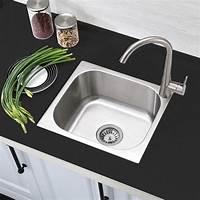 small kitchen sinks Small Design Stainless Steel Camper Motorhome Kitchen Sink ...