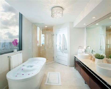 Modern Bathroom Ceiling Light Fixtures by 35 Modern Bathroom Ideas For A Clean Look