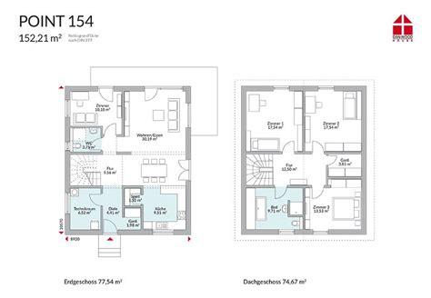 Danwood Haus Point 157a by Point 154 Danwood Fertighaus Coburg