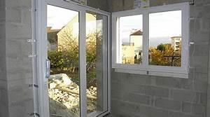 prix d39une fenetre triple vitrage materiaux pose With prix grande fenetre double vitrage