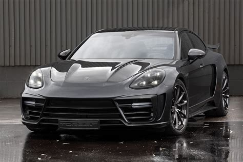 New Porsche Panamera Turbo TopCar Tuning Has Custom ...