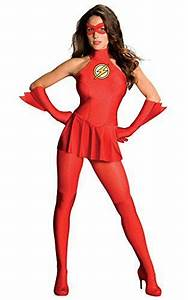 Berühmte Paare Kostüm : damen the flash kost m ca 43 kost m idee zu karneval halloween fasching kost me ~ Frokenaadalensverden.com Haus und Dekorationen