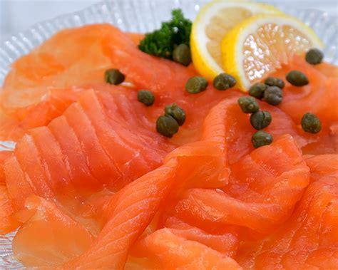 smoked salmon organic irish smoked salmon