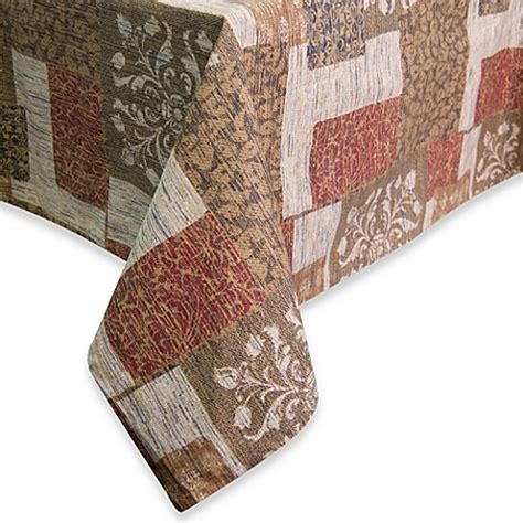 bed bath and beyond tablecloths sinclair tablecloth bed bath beyond