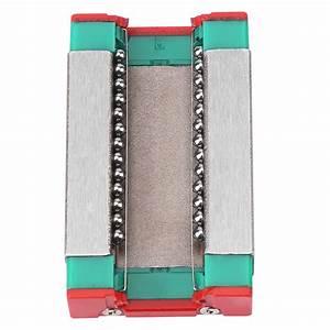 12mm Miniature Linear Slide Rail Guide   Sliding Block For