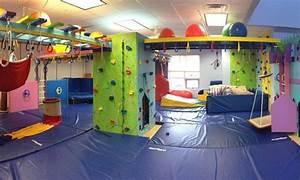Kaufman Children's Center Sensory Gym for Kids with ...