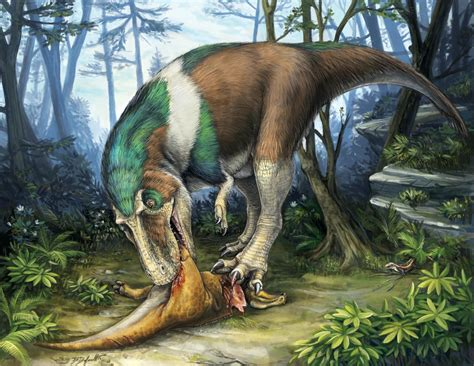 Unique Tooth Structure Allowed Predatory Dinosaurs To