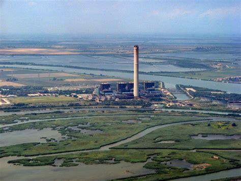 centrale di porto tolle porto tolle 2 progetti per riqualificare ex centrale enel