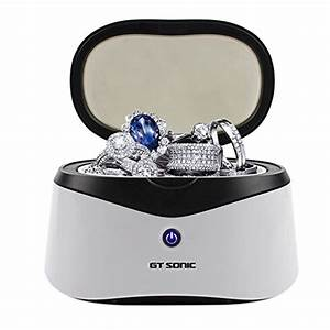 ultrasonic jewelry cleaner household ultrasonic wave With wedding ring cleaner