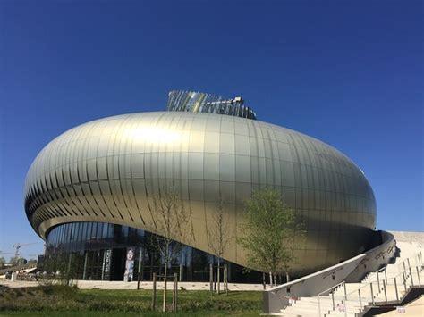 Architettura Moderna  Picture Of La Cite Du Vin, Bordeaux