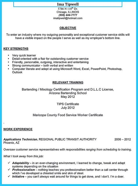 How To Make A Powerful Resume by 25 Best Ideas About Resume Objective Sle On