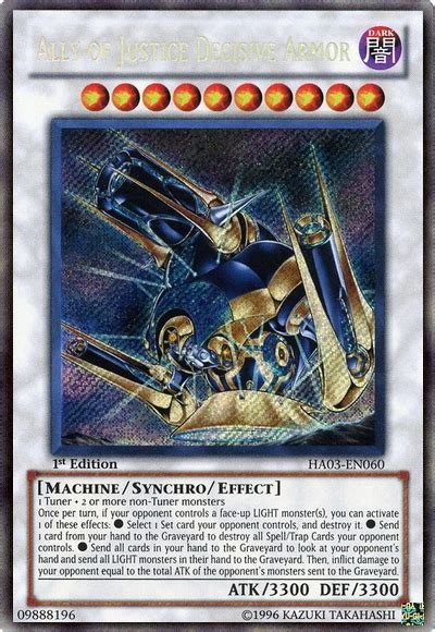 Yugioh Evil Deck by Ally Of Justice Decisive Armor Yu Gi Oh Wikia