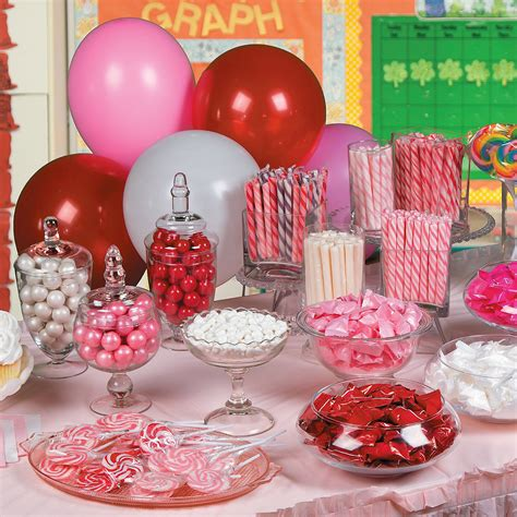 Valentines Day Candy Buffet Candy Buffet Ideas