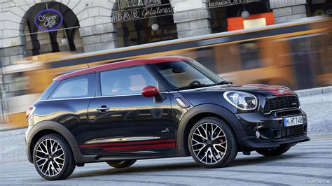 Mini Paceman John Cooper Works 2018 Side Hd