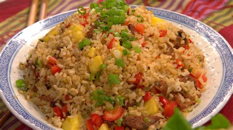 rice cuisine cook up and easy fried rice today com