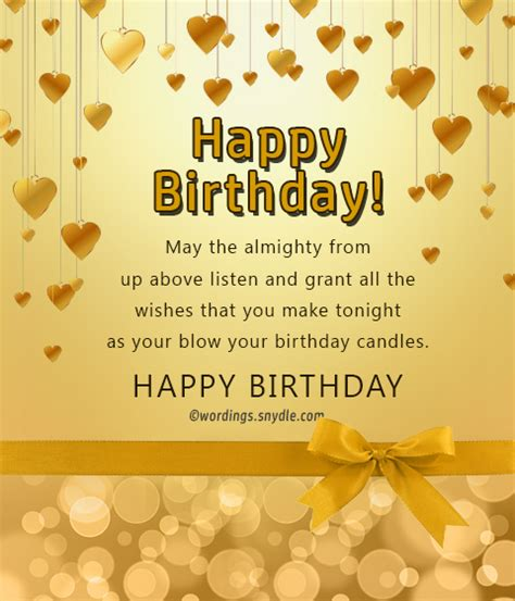 Maybe you would like to learn more about one of these? Birthday Wishes For Best Friend Female - Wordings and Messages