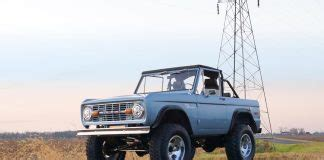 bronco archives  fast lane truck
