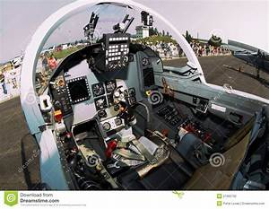 Cockpit Of Aero E L-159 ALCA Editorial Photography - Image ...