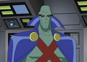 justice league martian manhunter movie