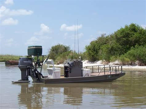 Bowfishing Boat Craigslist Texas by Flats Skiff Scooters Aluminum Texas Scooter