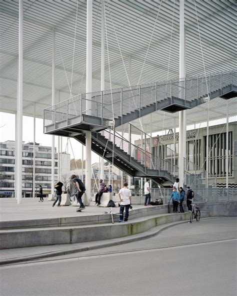 Bureau De Change Architects - theaterplein and surroundings antwerp secchi viganò
