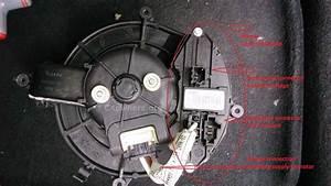 Heater Fan Not Working In Citroen Berlingo