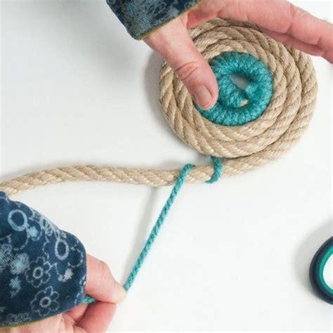 manualidades  cuerda  decoracion boho chic