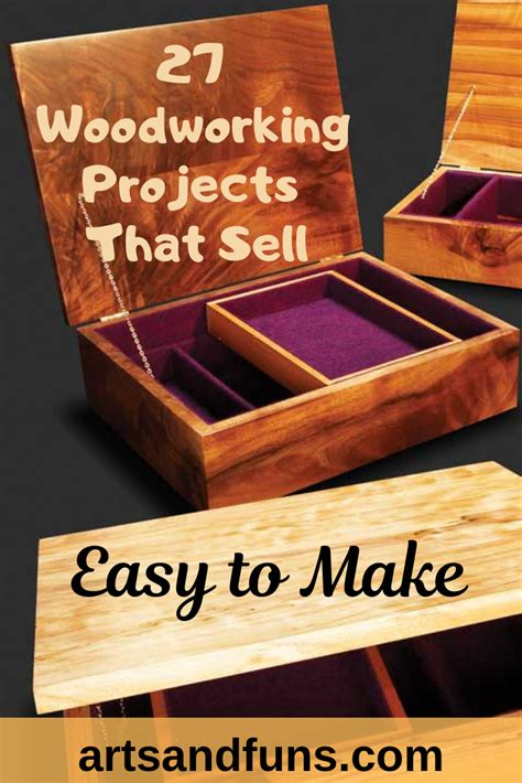 woodworking projects  sell easy