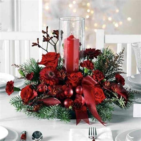 Tabletop Arrangements by Como Decorar La Mesa De Navidad Mundodecoracion Info