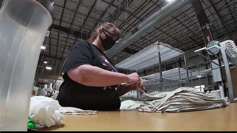 kck company switches gears   face masks  pandemic