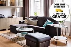 Recamiere Leder Ikea : wohnlandschaft leder couchgarnitur leder ikea at ~ Markanthonyermac.com Haus und Dekorationen