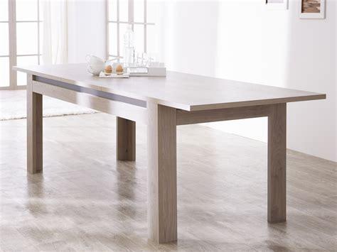 table de cuisine blanche avec rallonge table bois salle a manger avec rallonge wraste com