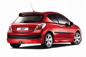 Peugeot 207 Tailgate Spoiler  Hatchback  Gt Gti Rc Thp