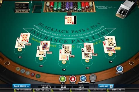 Microlimit Blackjack