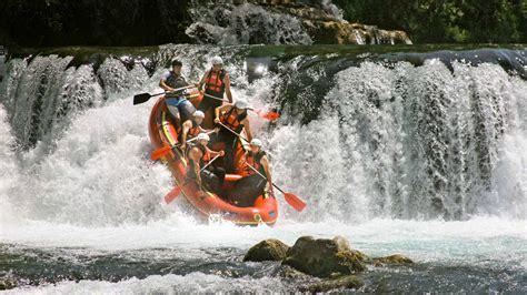 White Water Rafting Una River | Raftrek Adventure travel