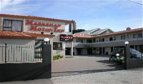 Marksman Motor Inn  Wellington  Kapiti Coast  Wairarapa. Novotel Chateau De Versailles Hotel. Lariya Resort. Promisedland Resort & Lagoon. Angora House Hotel. Van Der Valk  Melle Osnabruck. Best Western Laurin Hotel. Lai Nani Resort. Hunter Valley Resort