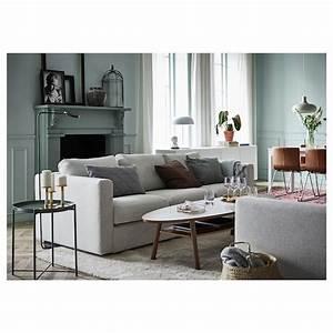 finnala sofa gunnared beige ikea