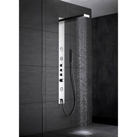 robinet de cuisine douchette colonne de tout inox wallpaper ib robinetterie