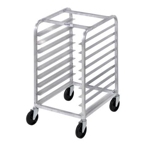 sheet pan rack channel 425a 9 pan undercounter bun rack etundra