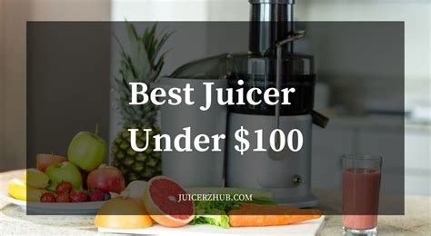 juicer under