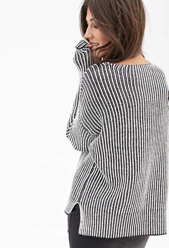 Ladies Black Boat Neck Sweater by Striped Boat Neck Sweater For The Closet Pinterest