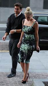 Helen Flanagan Puts Her Troubles Behind Her As She Arrives ...