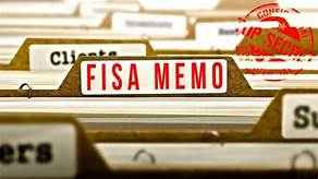 DOJ Admits Senate Security Director LEAKED the Classified FISA Application to Girlfriend Reporter But Don't Charge Him! Only Accused of Lying to FBI. Media Has FISA … but not the Public!…
