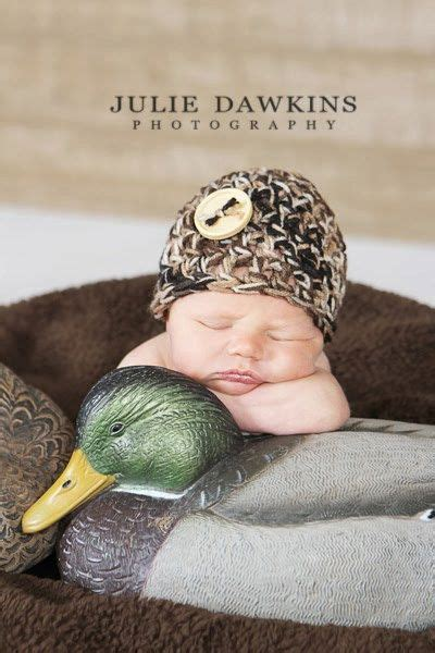 baby camo beanie newborn hat photo prop photography